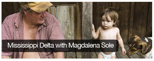 Banner Reserve Mississippi Delta with Magdalena Sole