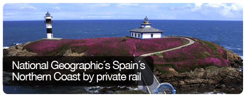 Boton Reserve Nationa Geographics Spains Northern Coast by private rail