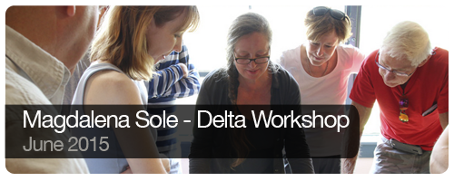Magdalena Sole - Delta Workshop - June 2015 - Trips Gallery