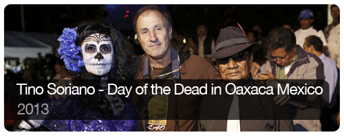 Tino Soriano - Day of the Dead in Oaxaca Mexico - 2013 - Trips