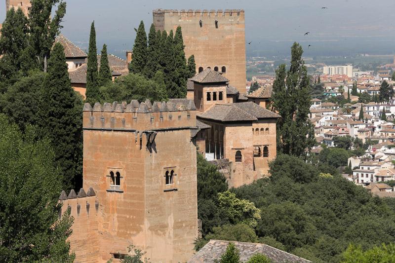 Andalucia Alhambra Granada 2