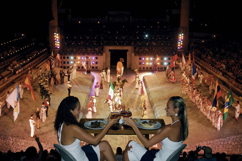 Mayans dinner picture 2