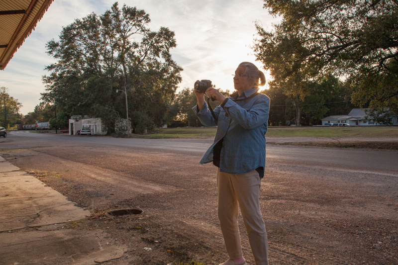 Students at Photo Xpeditions Mississippi Delta workshop